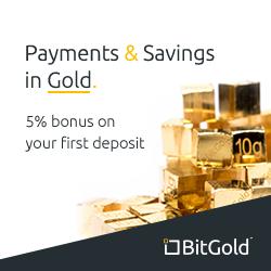 BitGold - Gold kaufen