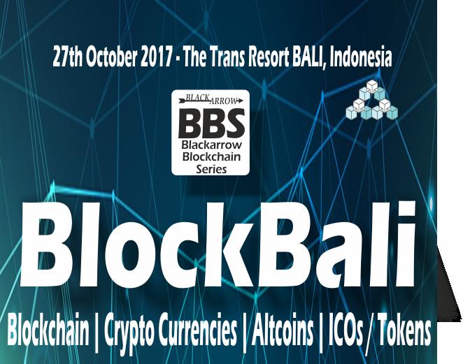 Blockchain Conference Bali