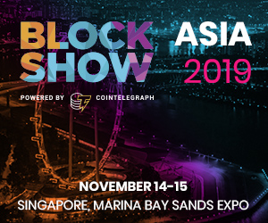 Bitcoin Konferenz in Singapur