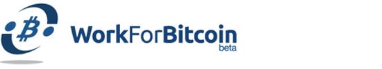 Arbeiten für Bitcoin, Logo