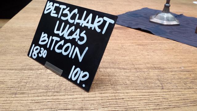 bitcointreffeninzug