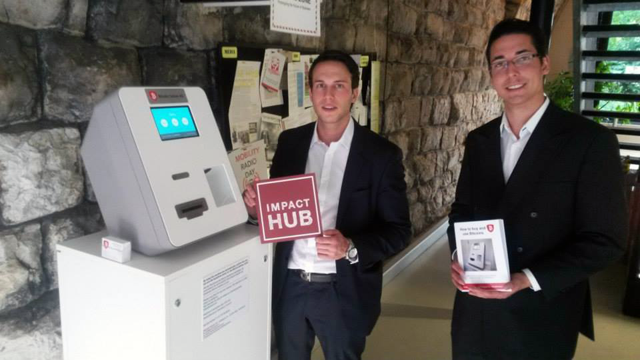 Impact Hub Bitcoin ATM Bitcoin Suisse AG