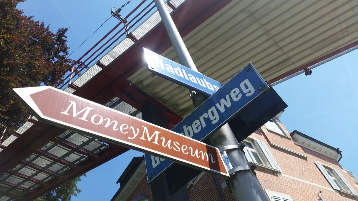 Money Museum Zürich