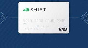 Coinbase Debitkarte