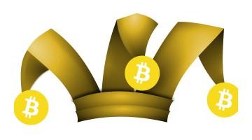 Bitcoin Witze