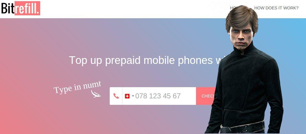 Swisscom Prepaid aufladen