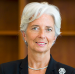 IWF WEF2016: Christine Lagarde