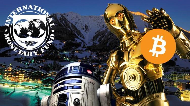 WEF Davos Bitcoin