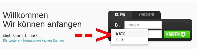 BTCDirect.eu Registration