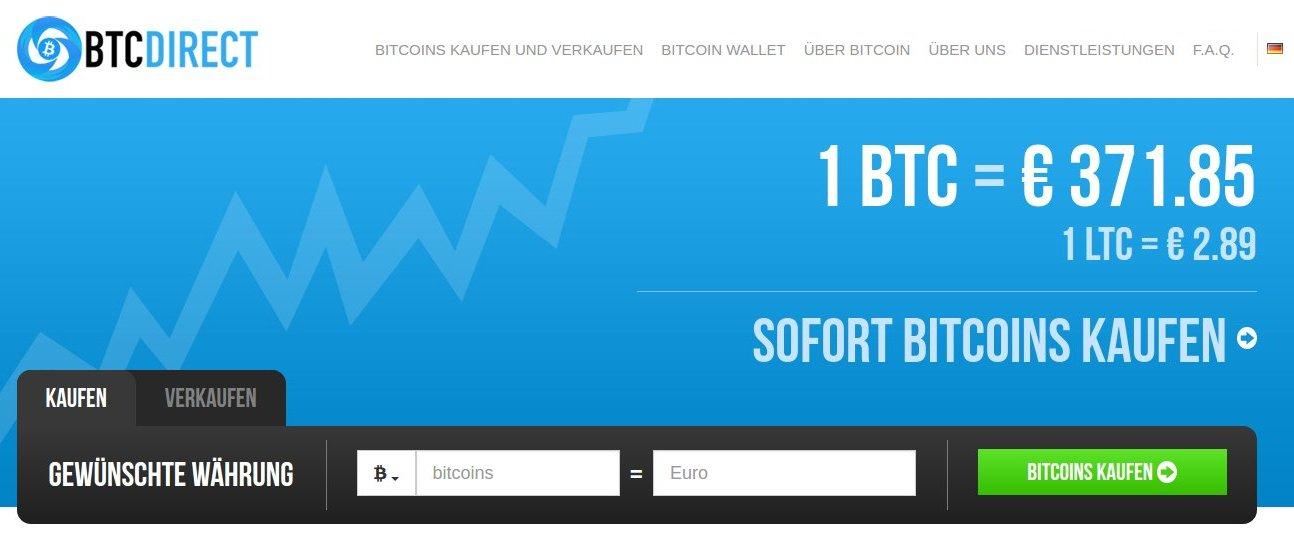 bitcoin kaufen verkaufen