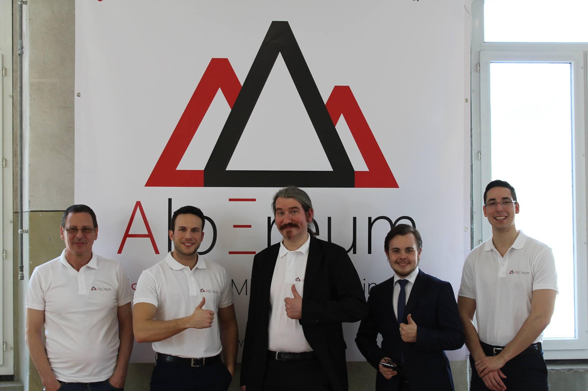 AlpEreum Project: Team