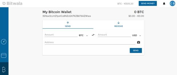 Bitwala Wallet