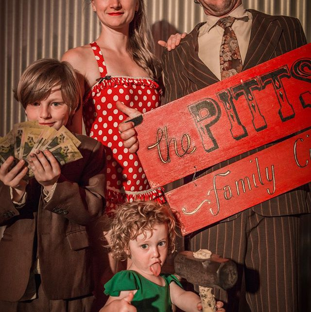 The Pitts Family Circus