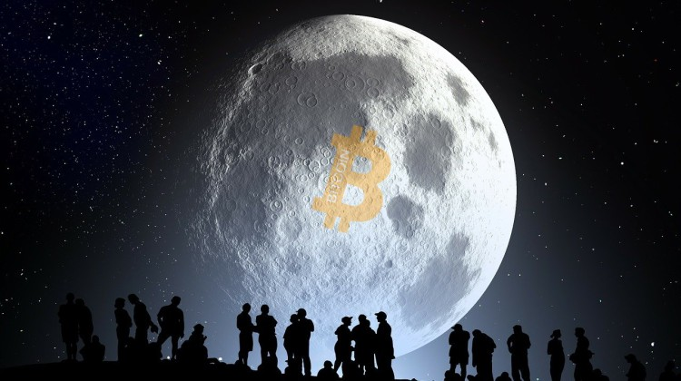 Bitcoin To da Moon