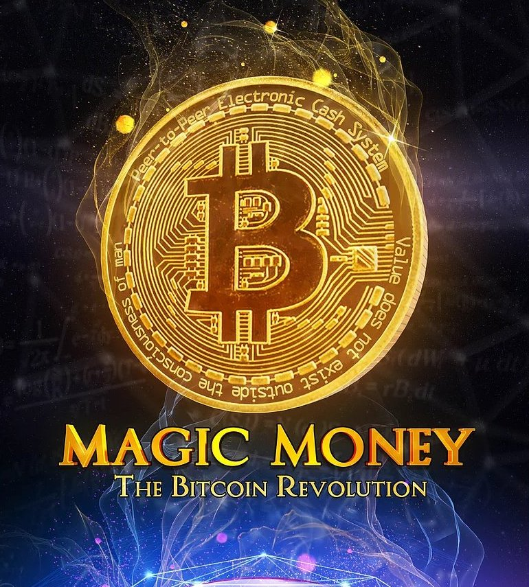 Bitcoin Magic Money Movie