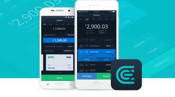 Bitcoin Trading Mobile App