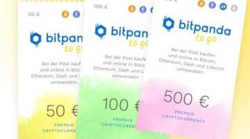Bitocin Österreich: Bitpanda to go