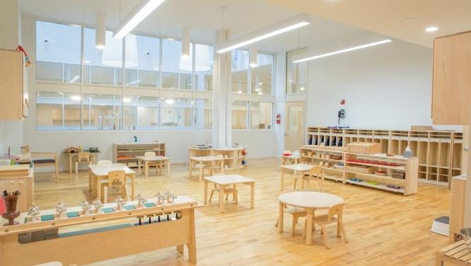 Montessori Schools in Flatiron & Soho