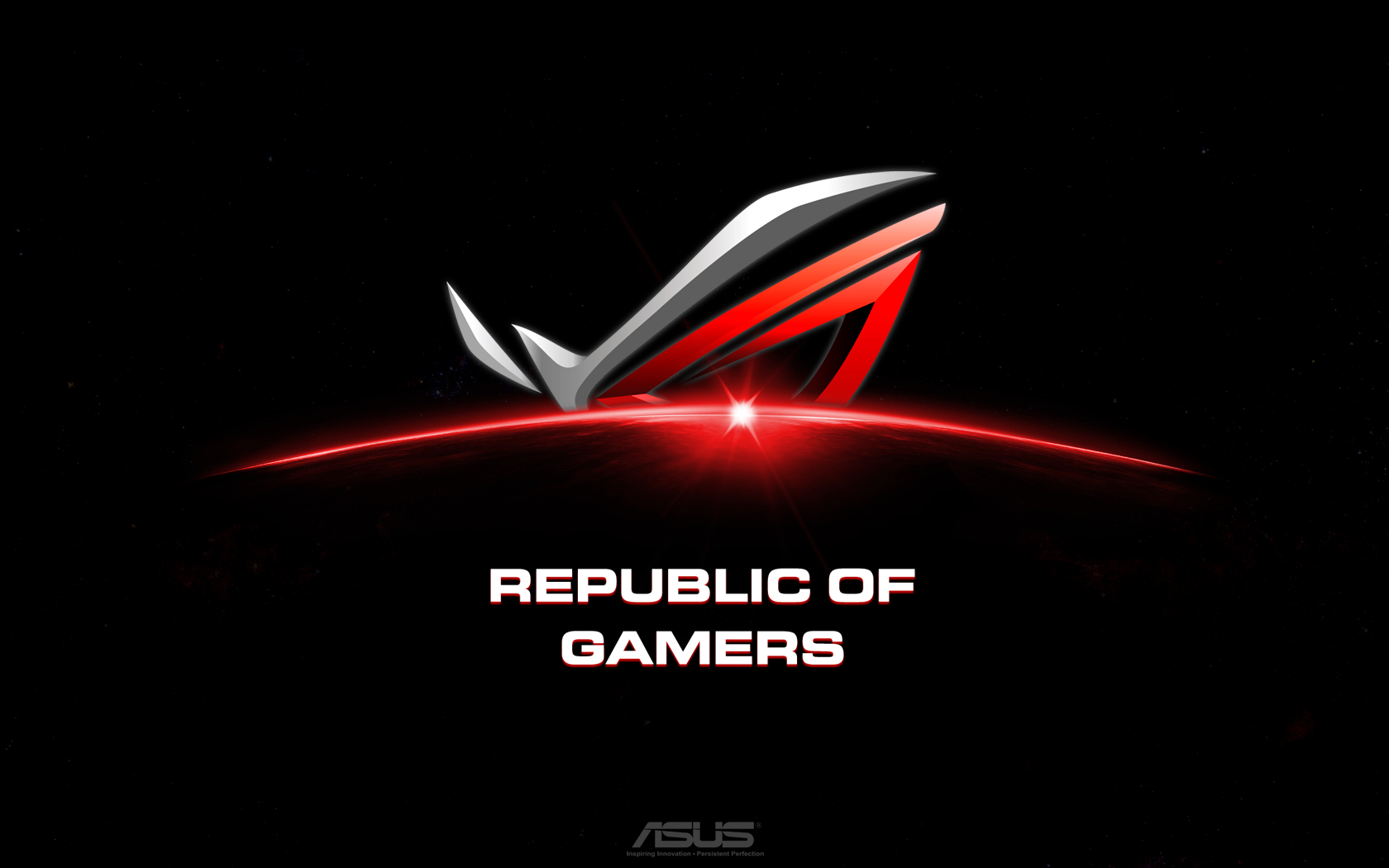 Asus: Republic of Gamers