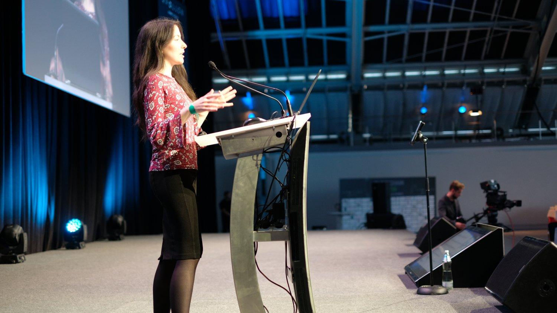 Bitcoin Linz Blockchain Now: Janina Lowisz