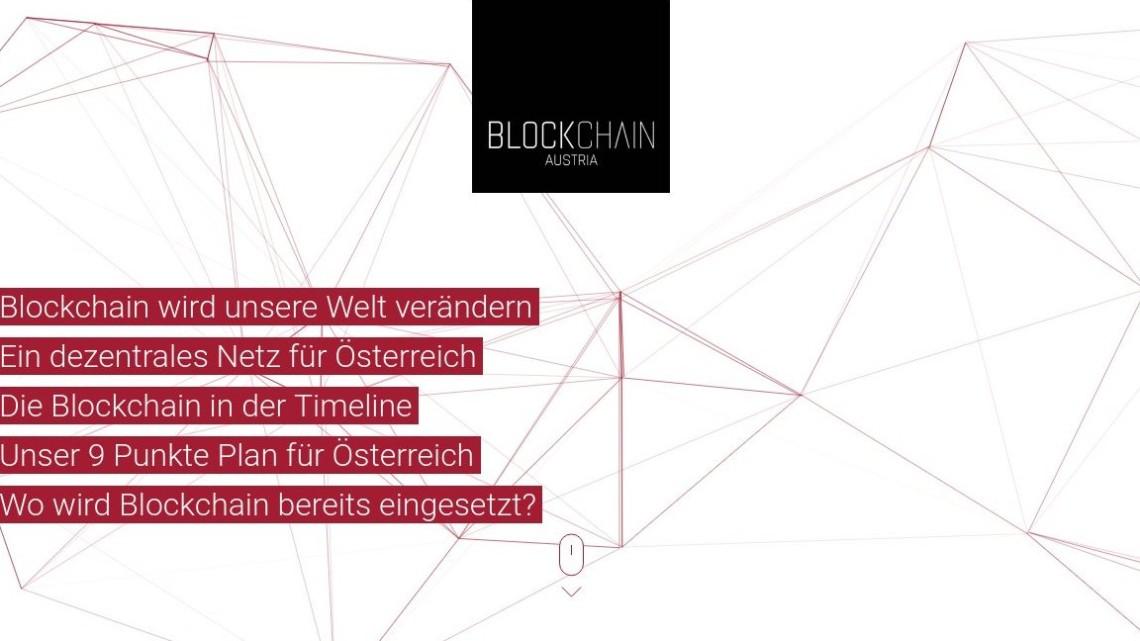 Ministeriums für Blockchain