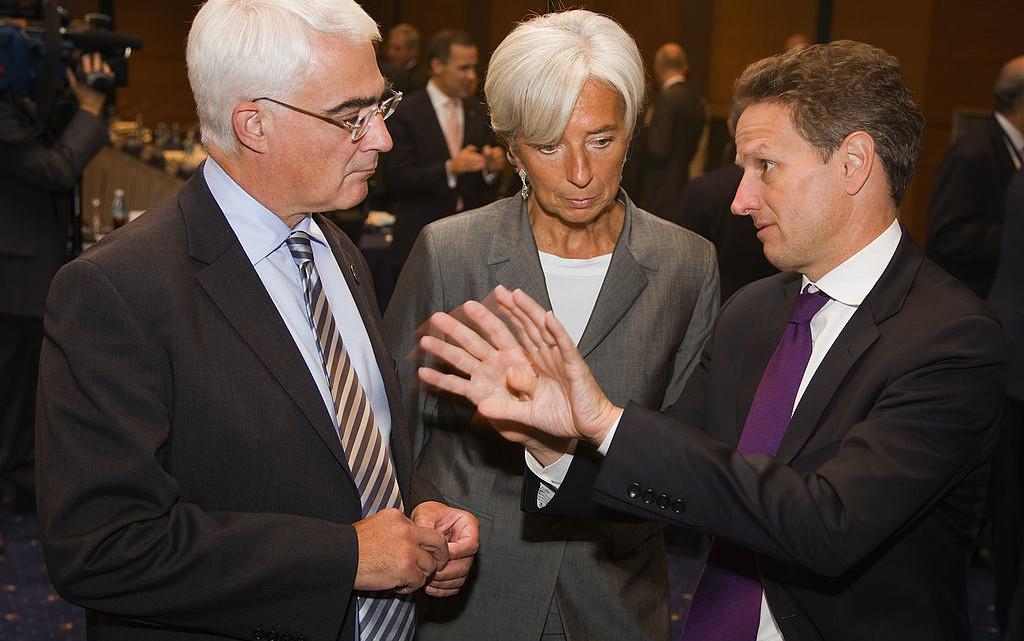 IWF: Foto von Christine Lagarde