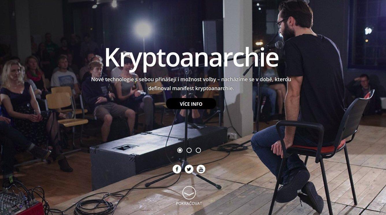 Bitcoin Prag - Paralelni Polis
