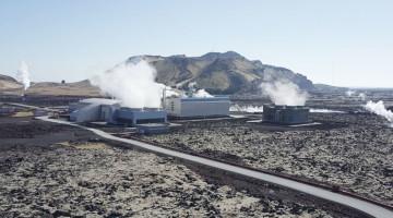 Island: Bitcoin Mining