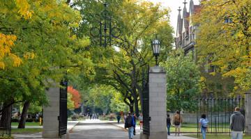 Universität von Chicago