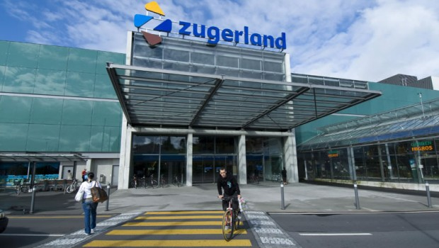 Zugerland, Crypto Valley Bitcoin ATM