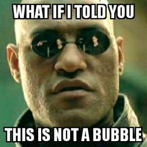 Bitcoin Blase Meme