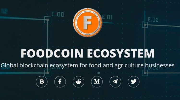 Foodcoin ICO Tokensale
