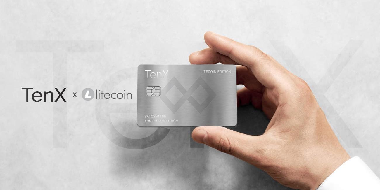 TenX Litecoin