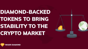 Diamond backed Tokens to-Bring-Stability to the Crypto Market