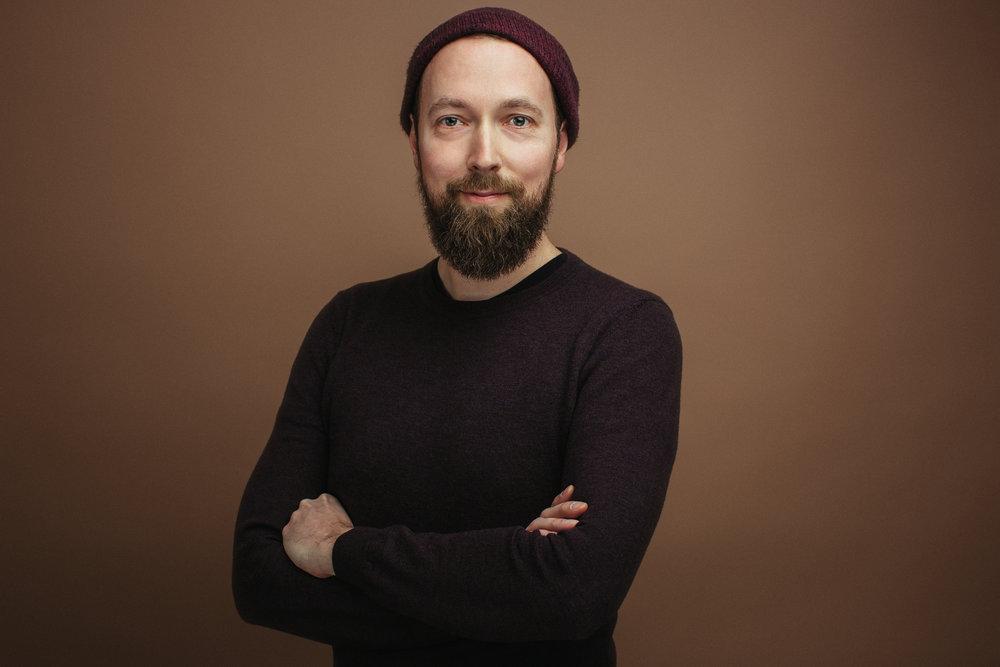 Peter Grosskopf, CTO solarisBank