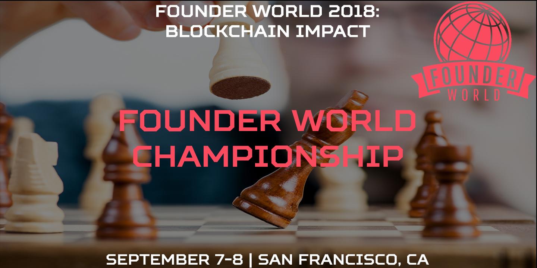 World Founder Summit San Francisco