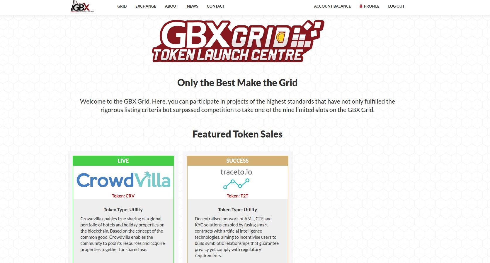 GBX Digital Asset Exchange Gibraltar Bitcoin