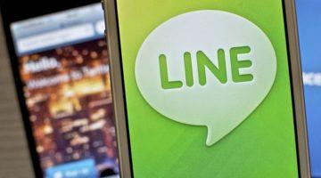 Line Messenger Japan