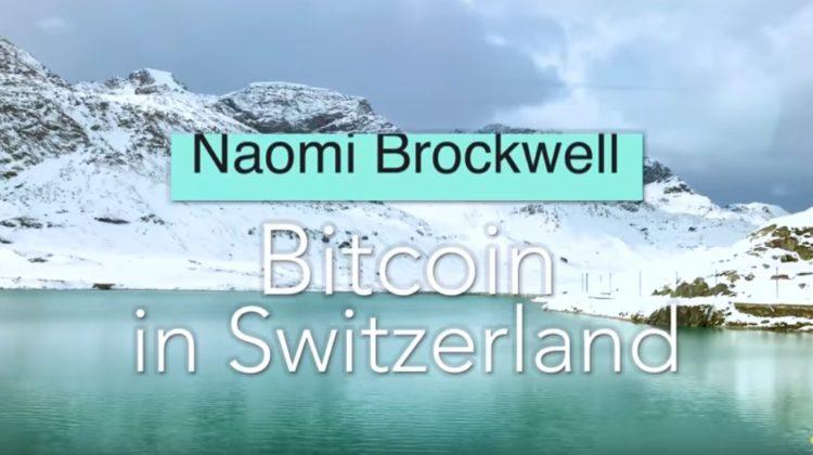 Naomi Brockwell - Bitcoin Switzerland