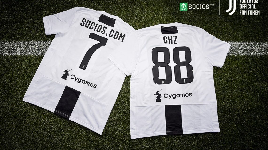 Juventus Turin Fan Token Bitcoin