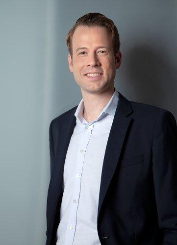 Michael Luhnen, Managing Director Deutschland, Österreich und Schweiz bei PayPal