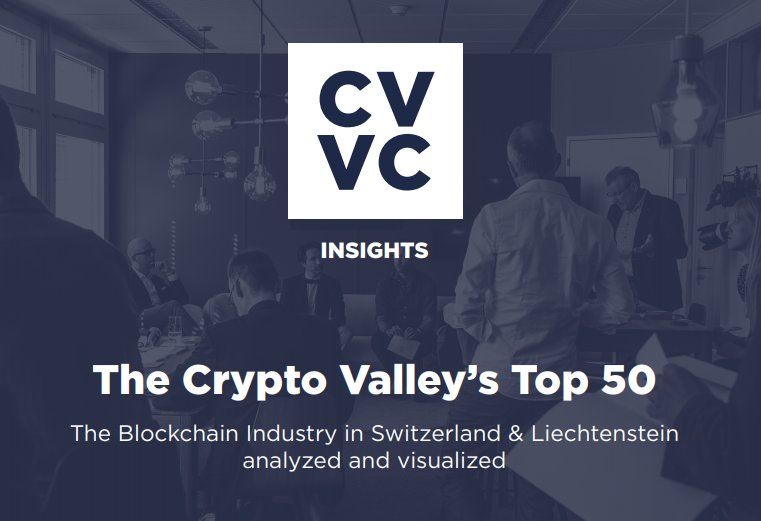 Top 50 Crypto Valley Zug