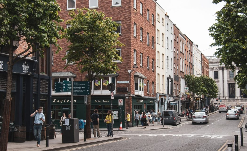 Irland Coinbase Brexit