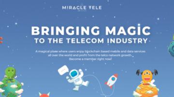 Blockchain Mobile Operator to Set a New Standard, Tokenize Telecom Industry