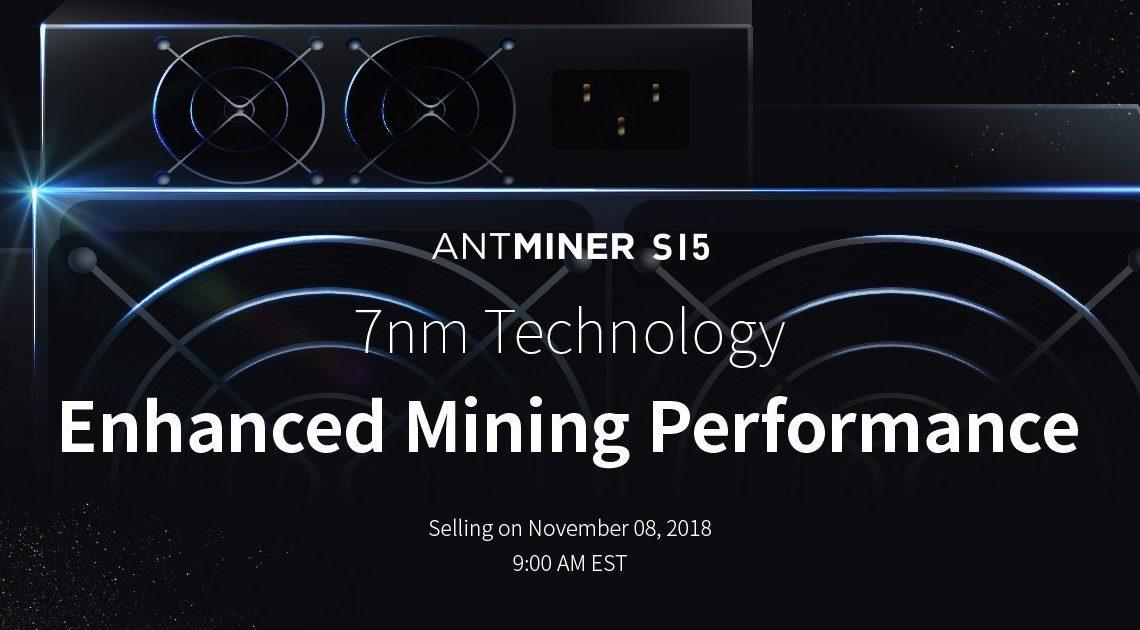 Bitmain Antminer S15