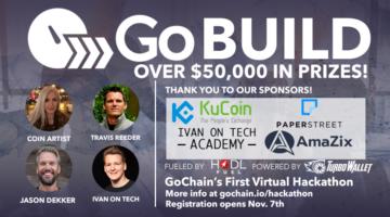 GoChain Hackathon GoBuidl