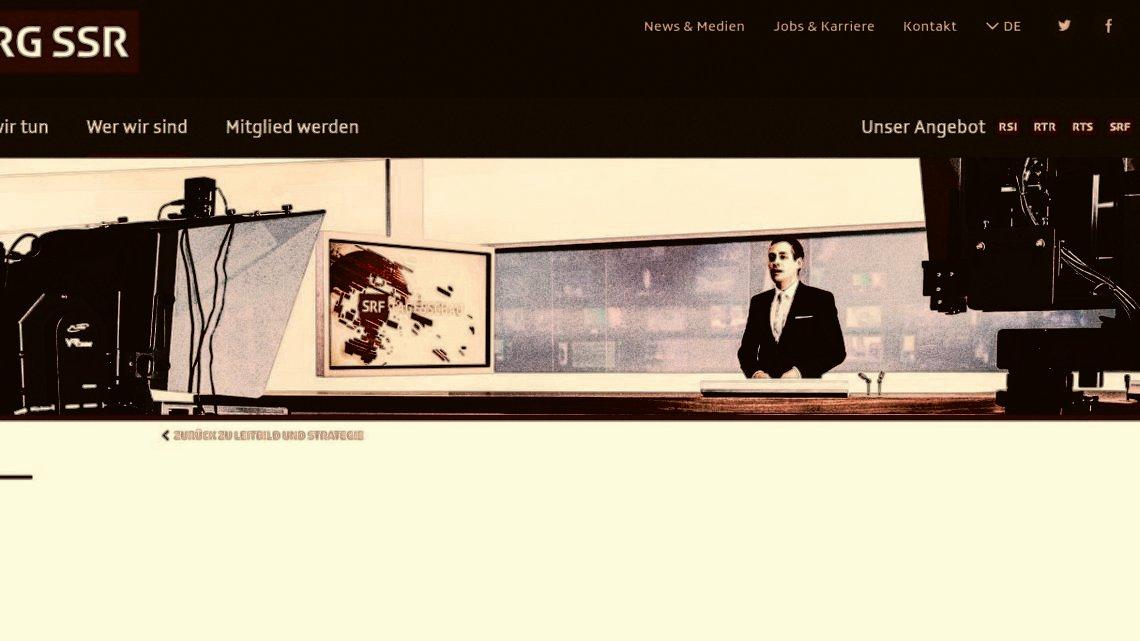 Swissinfo SRG Fintech