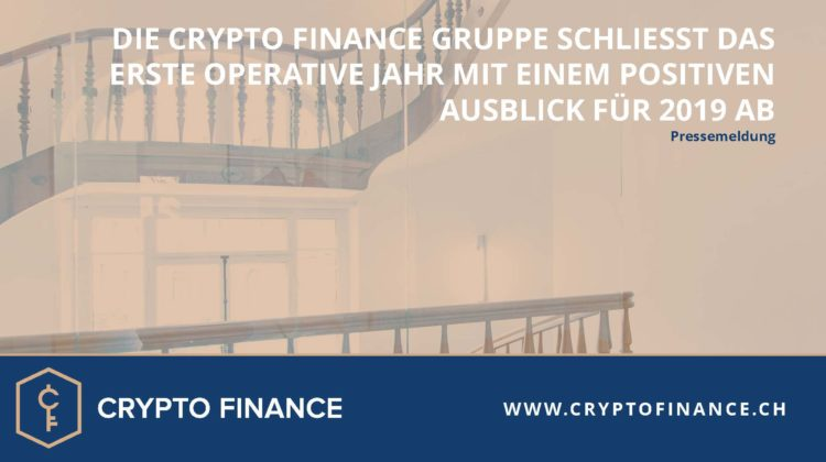 Crypto Finance Gruppe