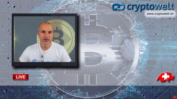 Cryptowelt - Youtubechannel von Roger Bittel, Schweiz