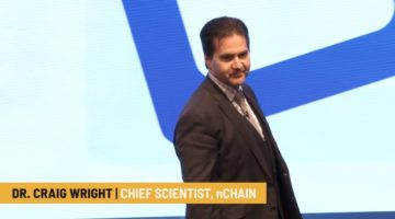 Dr. Craig Wright unveils game-changing Bitcoin project
